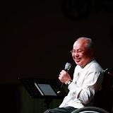 Sunday with Rev. Wong Kim Kong