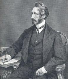 Edward Bulwer Lytton Later Life, Edward Bulwer Lytton
