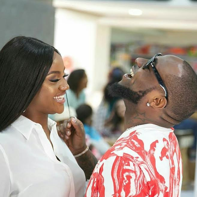 Chioma's Parents Not Happy With Davido, Says He's The Cause Of Her Unseriousness