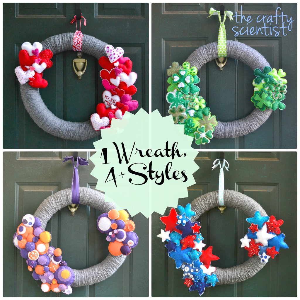 diy christmas wreaths 2016 new styles 7