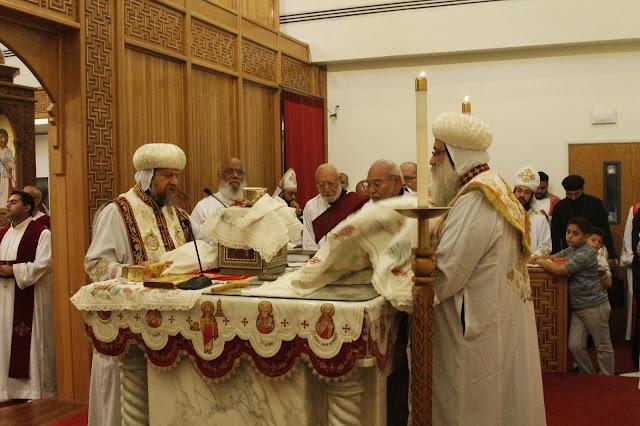 Clergy Meeting - St Mark Church - June 2016 - _MG_1433.JPG