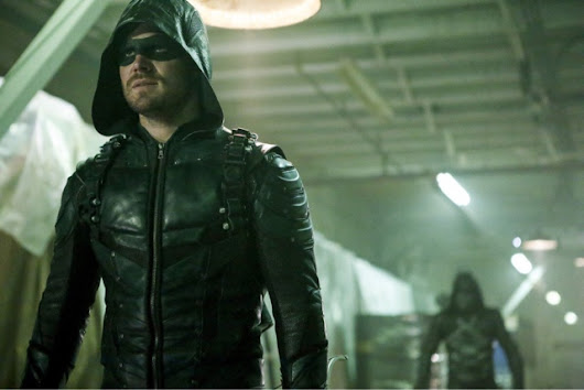 (SPOILER) 2'y 3' Sneak Peek del 5x10 Arrow         |           TodoArrow