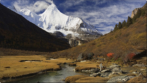Yading Nature Reserve, Sichuan Province, China.jpg