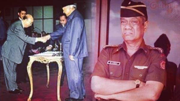 Cerita Jenderal M Jusuf Menampar Taipan China yang Bercelana Pendek Temui Presiden Soeharto