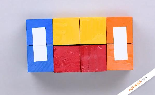 cube image gift DIY