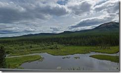 Yukon Territory between Watson Lake and Teslin