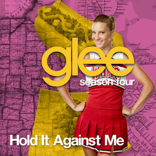 Glee - Glee Hold It Against Me 10022012