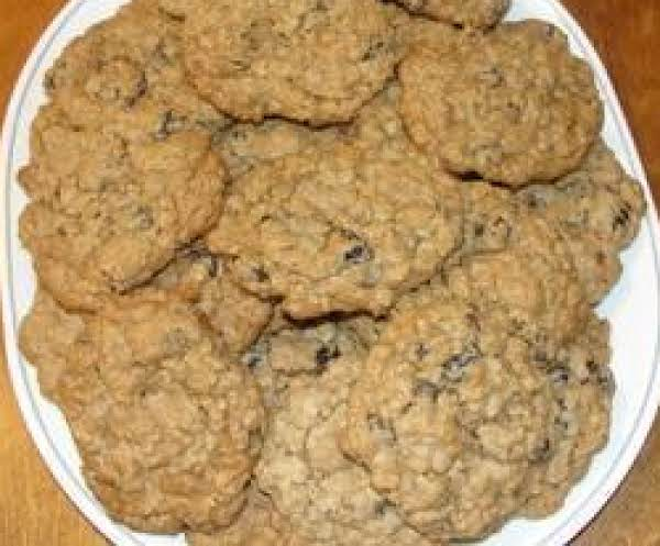 My Mothers Oatmeal,raisin Cookies. Posted By My Daughter Diana Porter