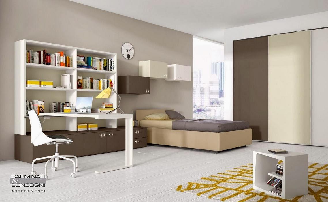 Camerette letti a castello e scrivanie camere per for Ikea letto ribaltabile
