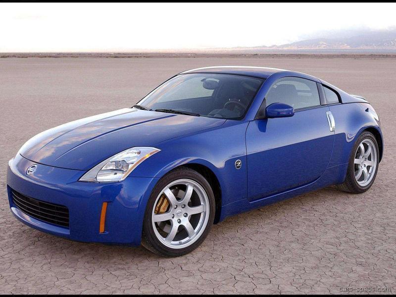 ... 2003 Nissan 350z 00009 ...