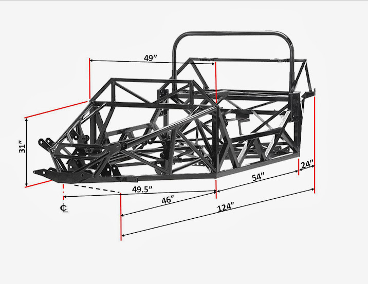 Frame Dimensions and tubing specs 33 - FFCars.com : Factory Five ...