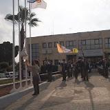 Υποστολή σημαίας 100χρόνων
