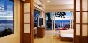 Deluxe Seaview ที่ ซีวิว รีสอร์ท แอนด์ สปา เกาะช้าง