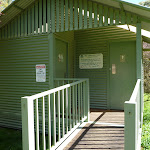Toilets at Black Range Camping Ground (417026)