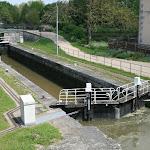 Canal du Loing : écluse de Buges