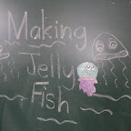 Making Jelly Fish (Jr. KG) 01.02.2016