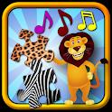 Kids Animal Jigsaw Puzzles icon