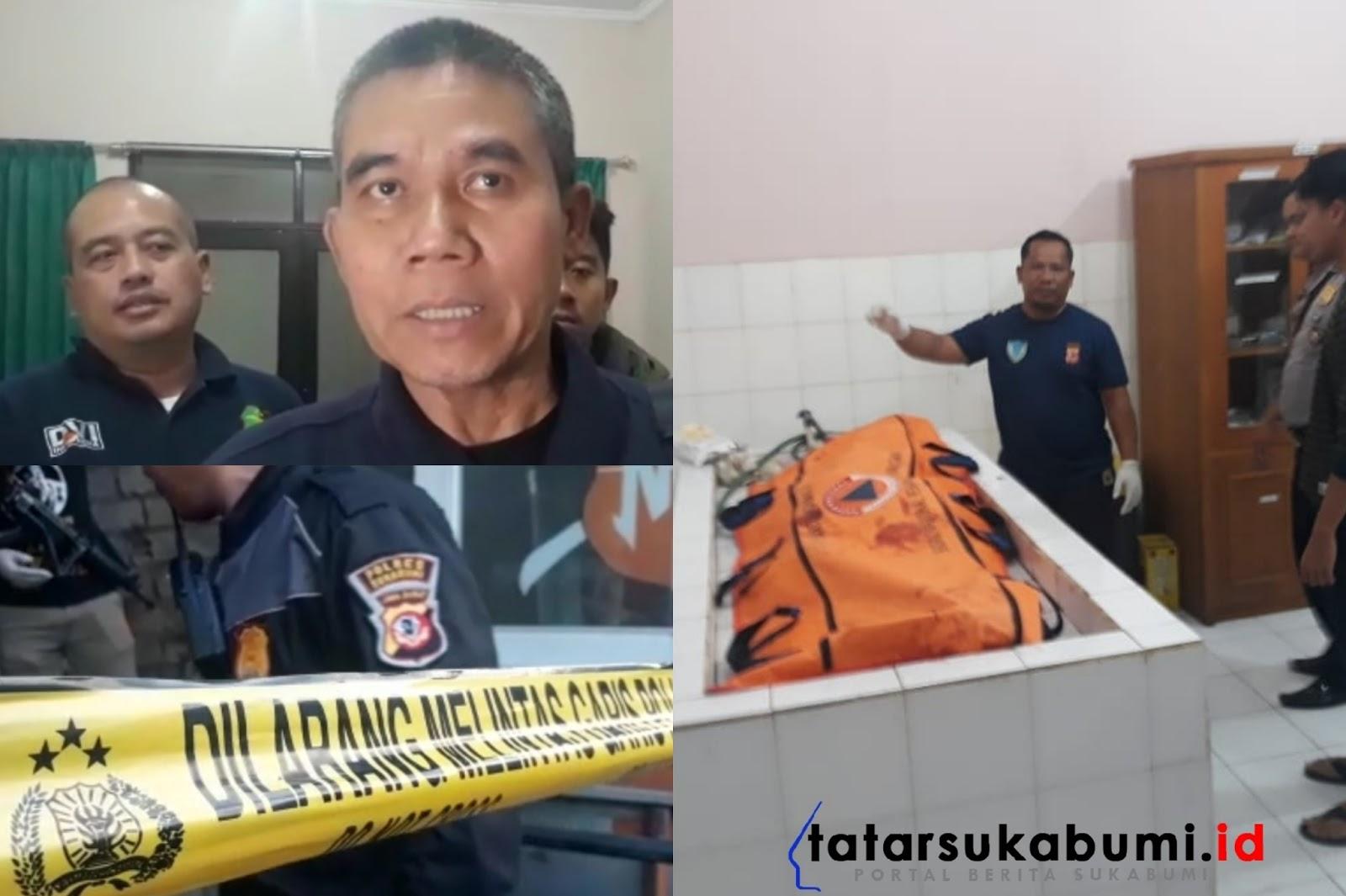 Pembunuhan di Sukabumi, Hasil Forensik Menyatakan Korban Tewas Dengan Luka Sayatan di Leher