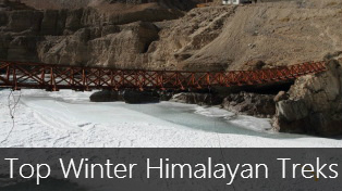 Top 6 Winter Treks in the Indian Himalayas