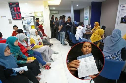 Uang Nasabah Bank Mandiri Karawang,  Rp49 Juta Hilang Misterius