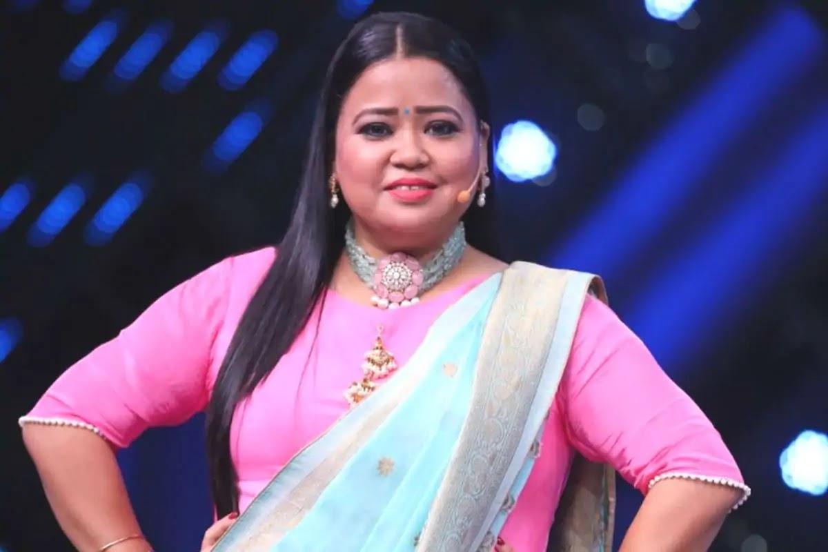 NCB arrests comedian Bharti Singh,