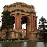 palace of fine arts in San Francisco in San Francisco, California, United States