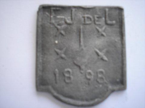 Naam: FJ de LandmeterPlaats: HaarlemJaartal: 1898