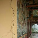 2015年4月25日尼泊爾地震普拉哈里寺院受損情形