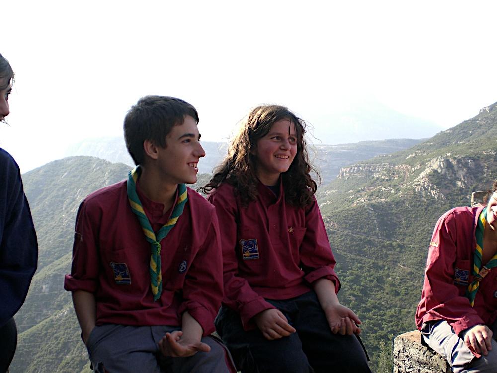 Sortida Sant Salvador de les espasses 2006 - CIMG8255.JPG