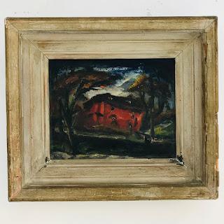 Nicola Victor Ziroli Oil Painting`