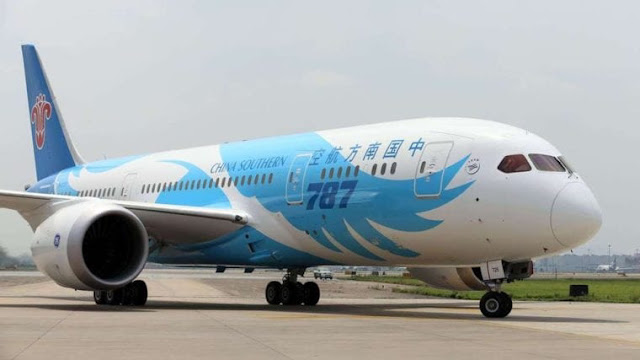 China Southern Airlines suspend kenyan operations. PHOTO | RMS