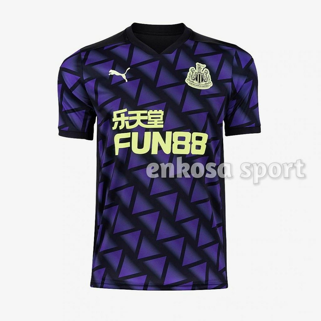 Jual Jersey Newcastle United Third 2020/2021