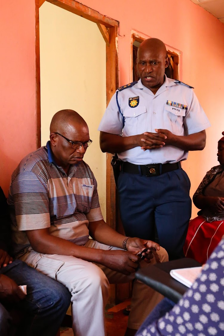 Mount Road cluster commander Major General Thembisile Patekile vowed Bonga Ngcingwana's killers would be found