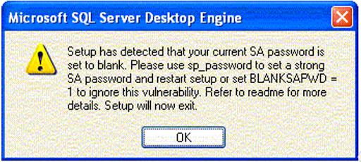 preventing SQL Worm Advanced method