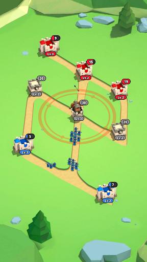 Art of War: Conquest - Epic Tower Battle 1.0 screenshots 2