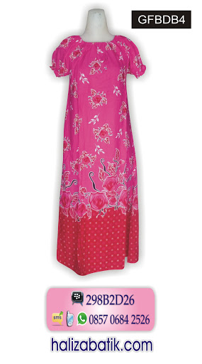 GFBDB4 Baju Batik Online, Batik Modern, Contoh Baju Batik, GFBDB4
