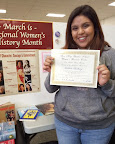 Vicky Martinez, WRC Student Highlight for March 2015