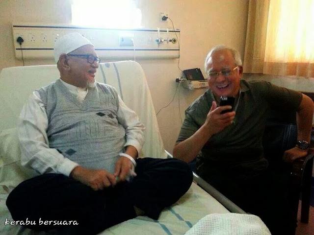 DS Najib Melawat TG Haji Hadi