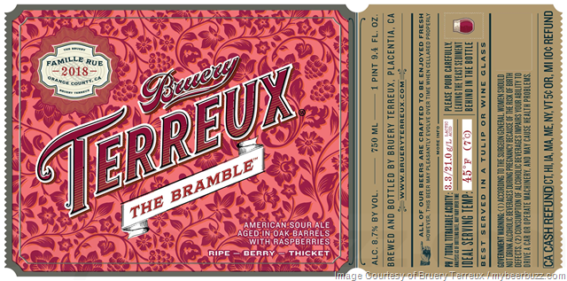 Bruery Terreux - The Bramble American Sour Ale
