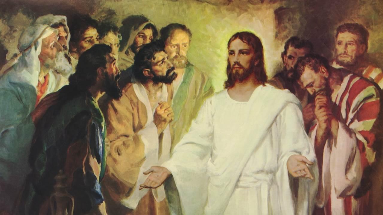 Lạy Chúa con và Thiên Chúa của con