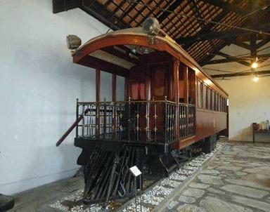 Sao Joao Salon Wagen