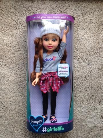 Pennilesscaucasianrubbish American Doll Adventures
