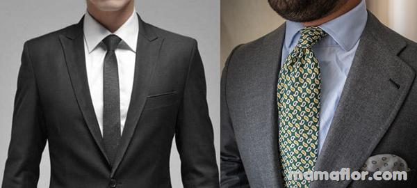 Como vestir traje a la moda
