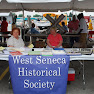 West Seneca Historical Society  @ National Night Out in West Seneca 2009