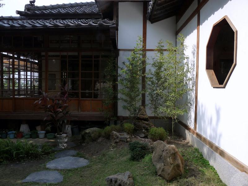 TAIWAN.Taipei .Maison japonaise vers Beitou et Musée National de Taipei à côté du Peace park - P1060307.JPG