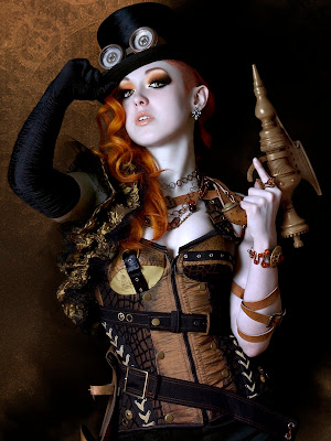Sexy Steampunk Girls