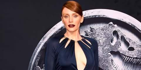 Bryce Dallas Howard beautiful dress pose