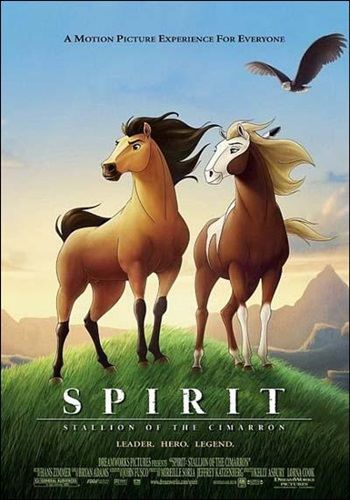 Spirit: Stallion Of The Cimarron [Latino]