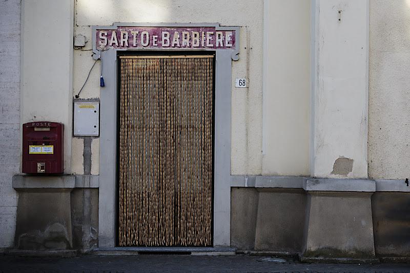 Sarto e barbiere di Enzo L.
