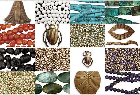 Egypt Bead Palette